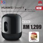 HW Sound X