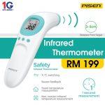 infrared termometer Pisen