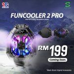 Black Shark Fun Cooler 2 pro